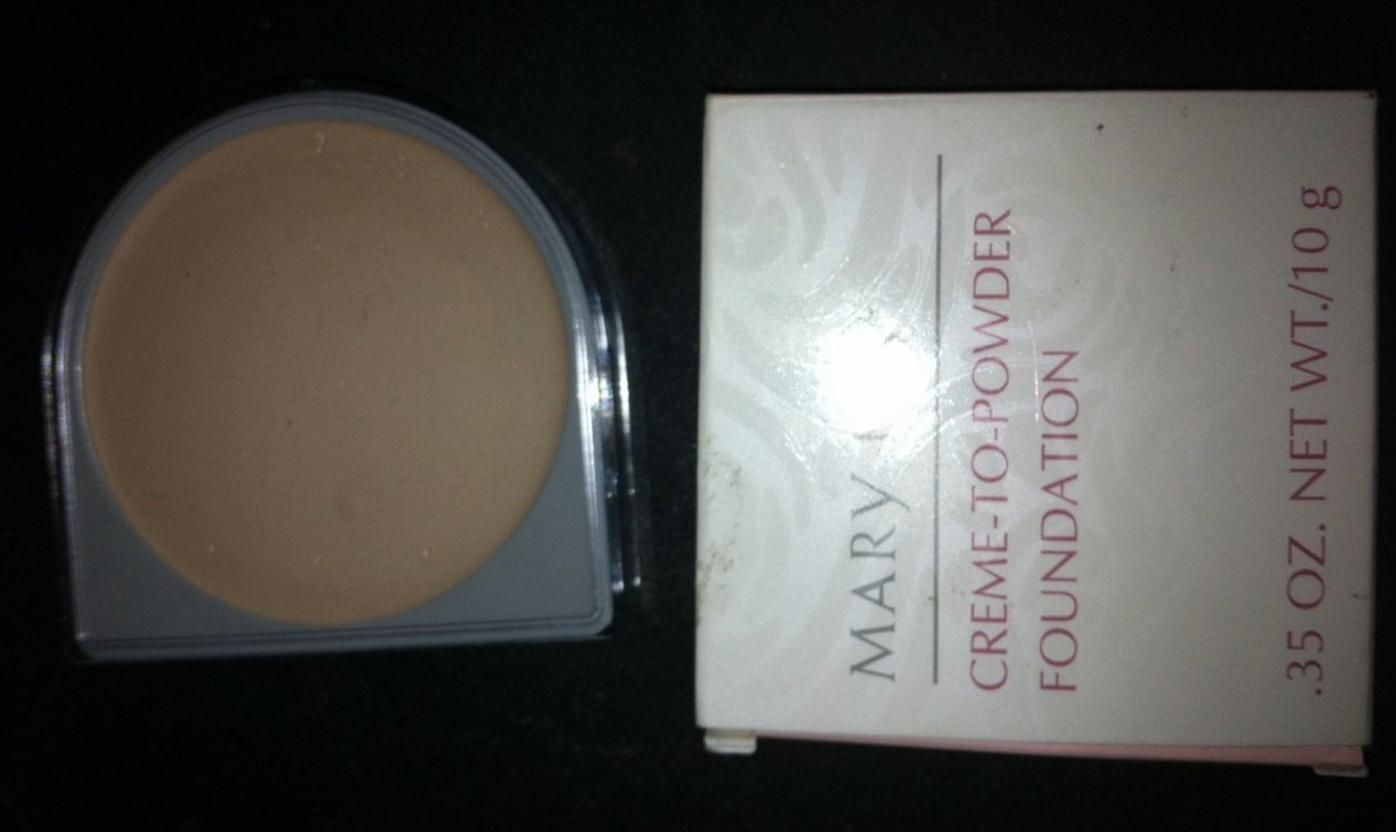 Mary Kay Creme to Powder Foundation (Beige 3; .35 Oz.)