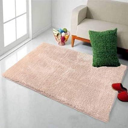 QZ HOME Carpet Super Soft Full Shop Decoration Thicken Bedside Bedroom Home Comfortable Washable (Color