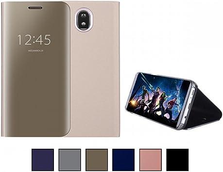 COOVY® Funda para Samsung Galaxy J7 SM-J730GM / SM-J730F/DS (Model ...