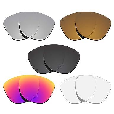 Amazon.com: Glintbay 5 pares de lentes de repuesto para ...
