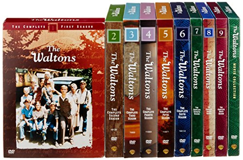 Waltons, The: Seasons 1-9 & The Movie Collection (10 Pack) by Warner Manufacturing