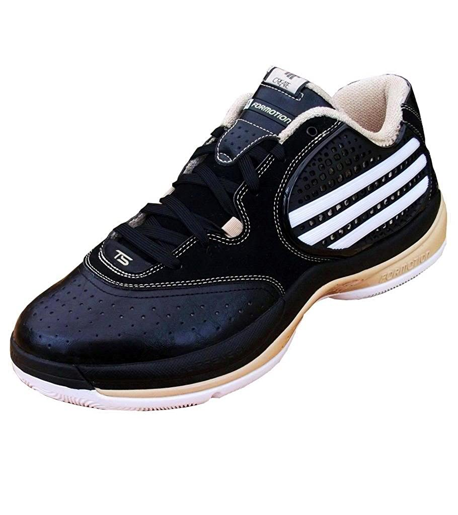 cac24a918e91 Adidas TS Cut Create Lo Men s Perfomance Formotion Air Trainers Shoes black  UK 12  Amazon.co.uk  Shoes   Bags