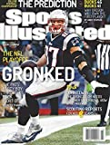 Rob Gronkowski Sports Illustrated GRONKED 1/12/15 2015 New England Patriots