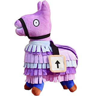 NEW Fortnite Game Llama Figure Plush Action Toy Lama Loot Toys Gamers Gift UK