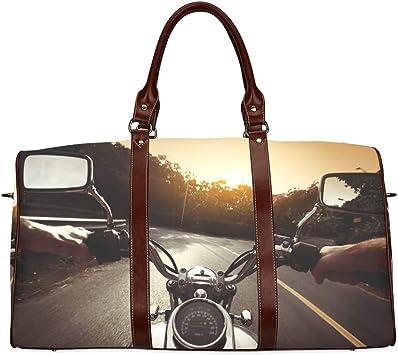 Motorcycle Weekender//Overnighter Bag