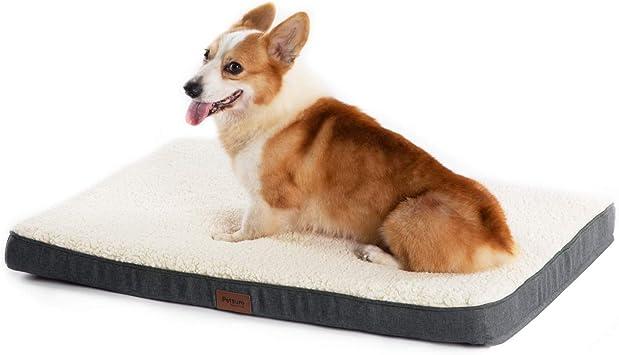 203 Antirutschnoppen anthrazit ZOLLNER Hundebett Hundekissen 70x100 cm