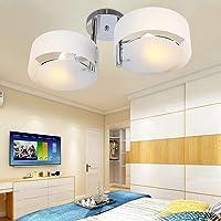 Lámpara de techo de dormitorio minimalista moderna decoración de personalidad…