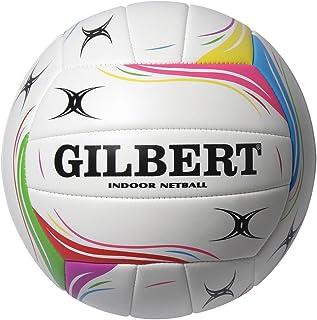 Gilbert Ballon d'entraînement de Netball d'intérieur pour Femmes