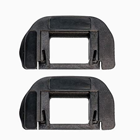 2X Oculare in gomma mirino EF per Canon 300D 400D 450D 500D 550D 10 CM