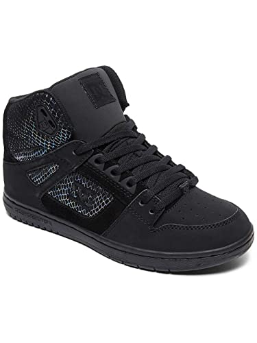 DC Pure High Top SE Shoes 8 B(M) US Women / 7 D