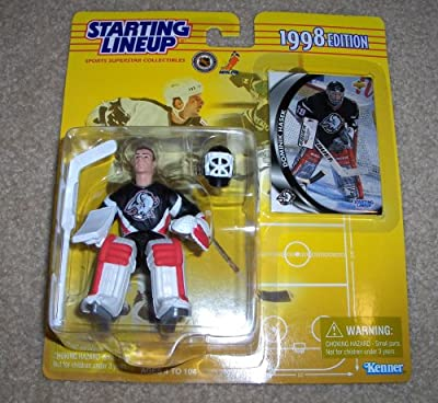 1998 Dominik Hasek NHL Starting Lineup