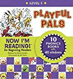 Now I'm Reading! Level 1: Playful Pals (NIR! Leveled Readers)