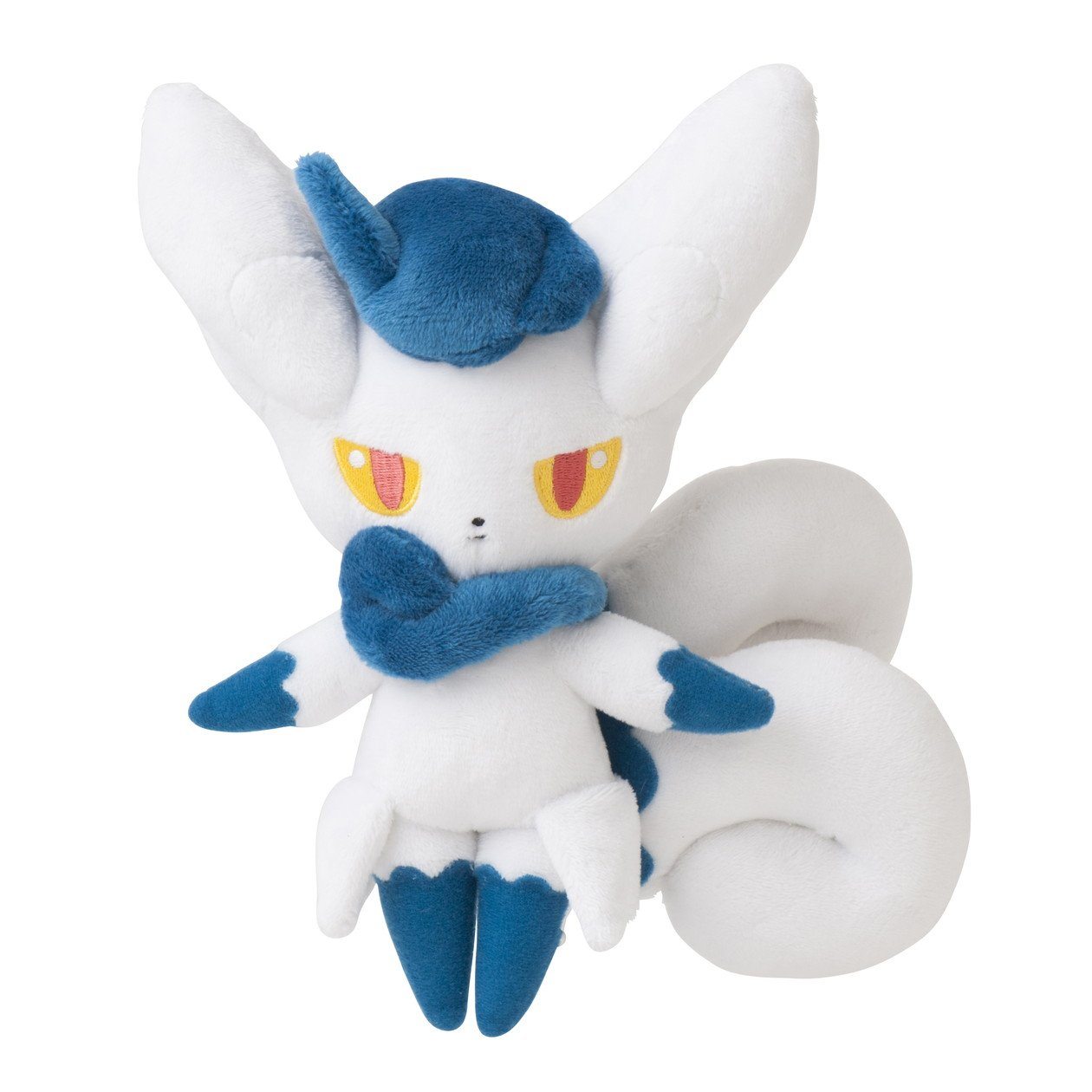 Pokemon Center Plush Doll Psiaugon / Meowstic Weiblich