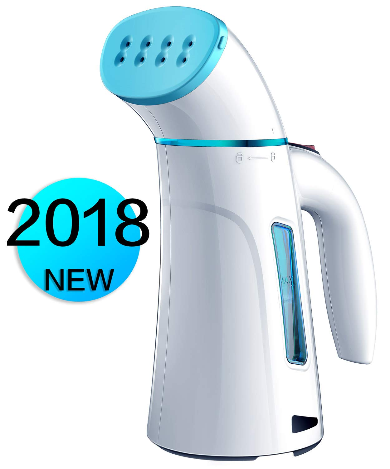 Steamer Clothes Steamer, Handheld Garment Steamer Clothing Steamer. Mini Travel Steamer Portable Steam Iron Hand Held Hilife Steamer for Clothes