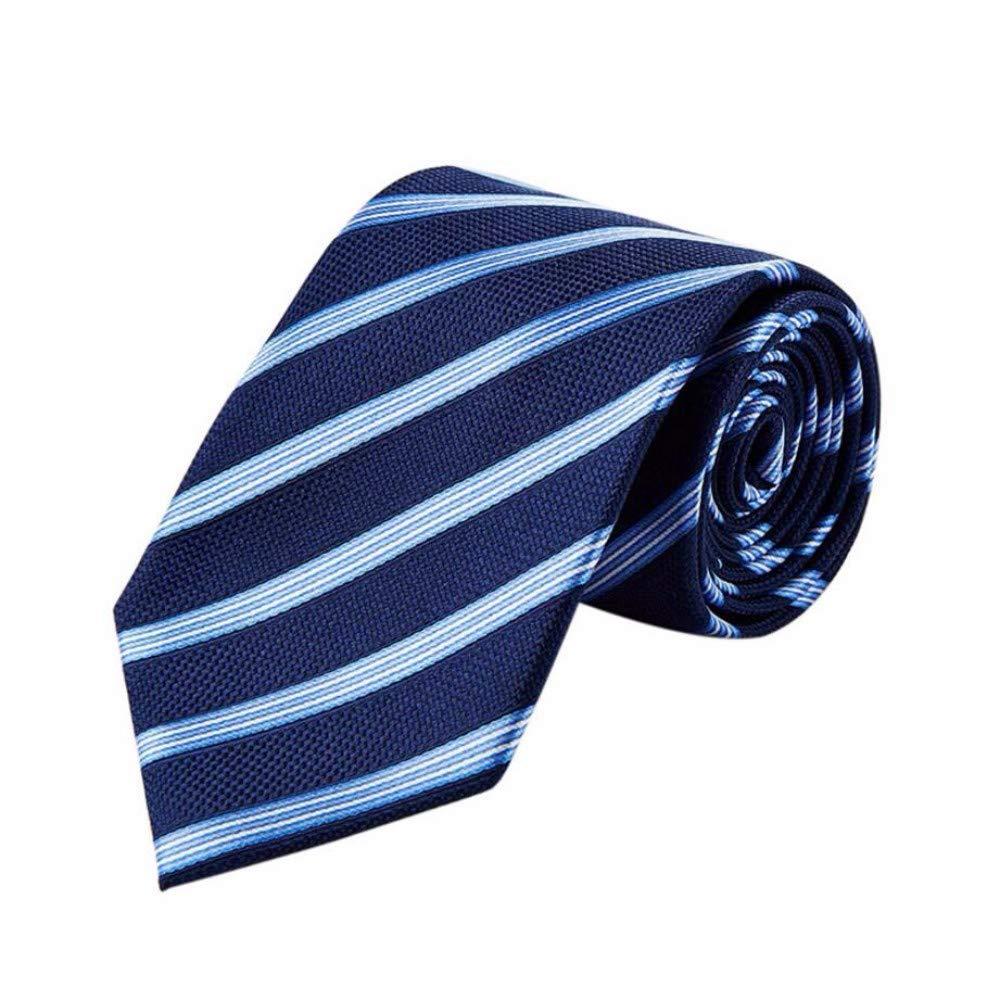ZPSPZ mens ties Tie Silk 8.5cm Business Mens Suit Silk Tie