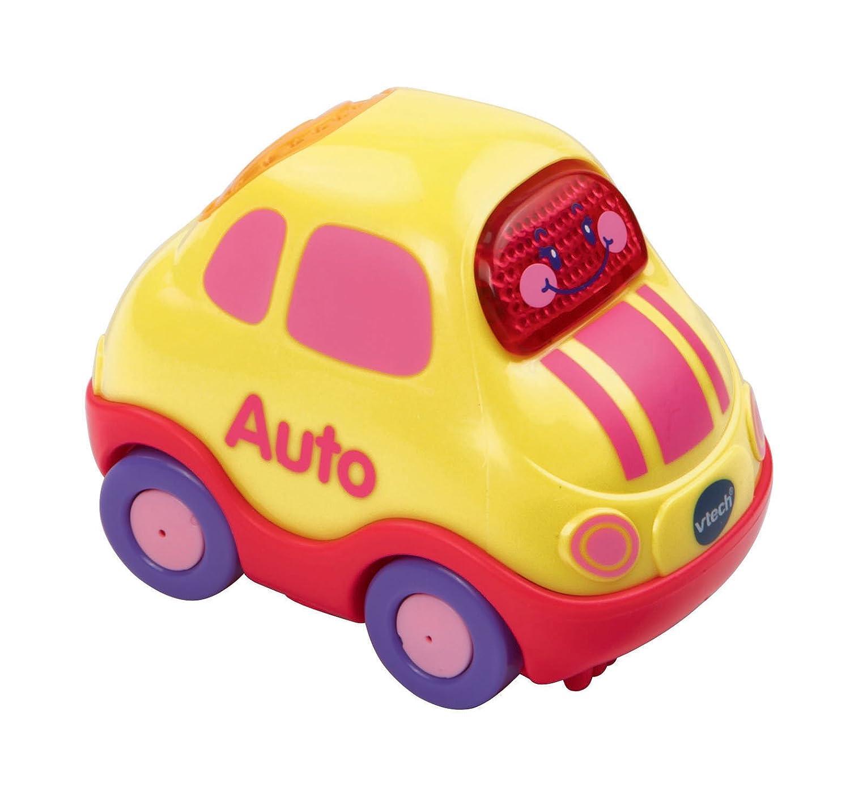 Vtech Baby Tut Tut Baby Flitzer-Auto rosa - VTech Baby Parkgarage Mädchen