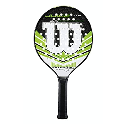Amazon.com : Wilson Juice Lite Platform Tennis Paddle, Grip 4 1/2 : Sports & Outdoors