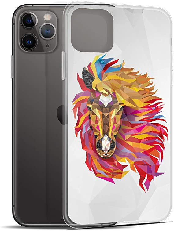 The Elk King iPhone 11 case