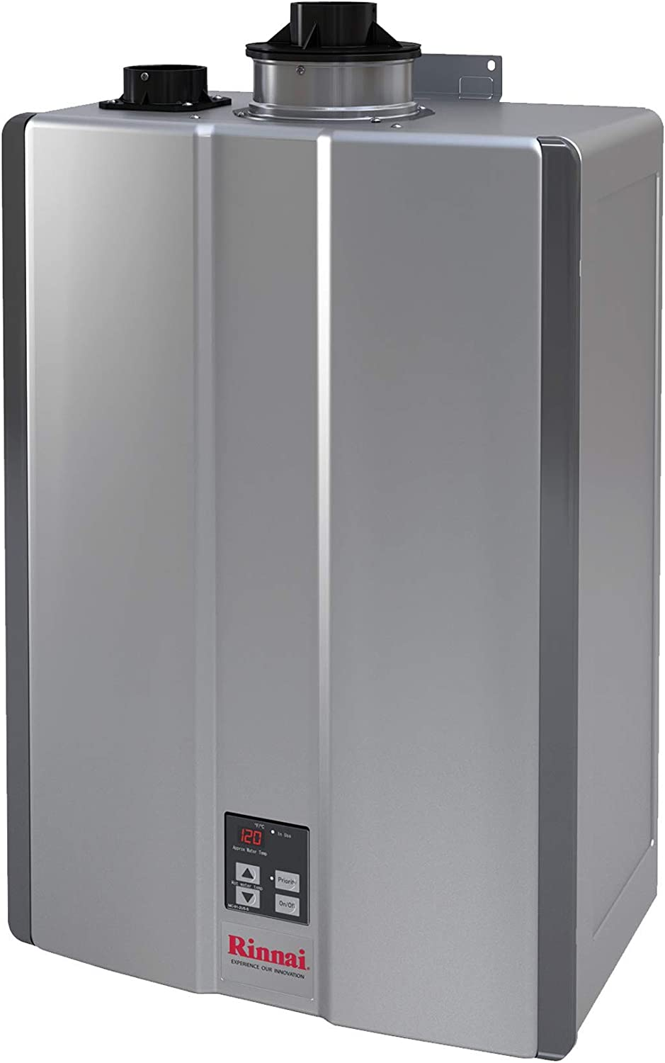 Rinnai RU Series Sensei SE+ Tankless Hot Water Heater: Indoor Installation, RU160ip - Propane/9 GPM