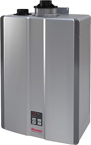Rinnai RU199iN Sensei Super High Efficiency Tankless Water Heater, 11 GPM – Natural Gas Indoor Installation