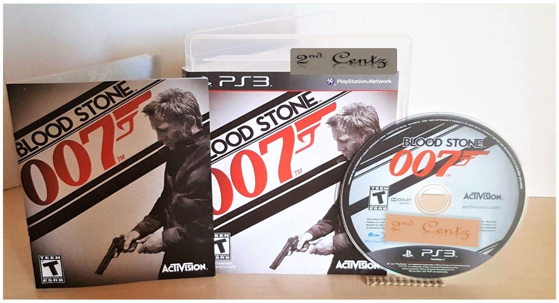 Amazon.com: James Bond: Blood Stone PS3: Video Games