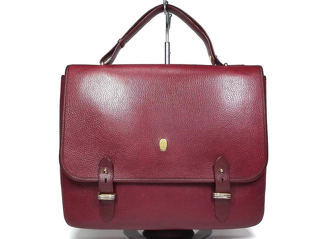 (カルティエ)Cartier ビジネスバッグ [中古]   B07PRK51W7