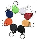 13.56mhz tag,RFID Key,Iso14443a RFID tag (Pack of 10)
