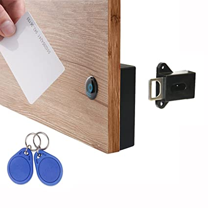 Superieur RFID Locks For Cabinets Hidden DIY Lock   Electronic Cabinet Lock, RFID  Card/Tag