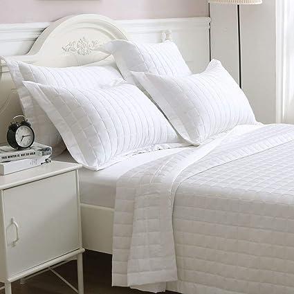Amazon com: NATURE FIELD Quilt Coverlet T420, Sateen Weave