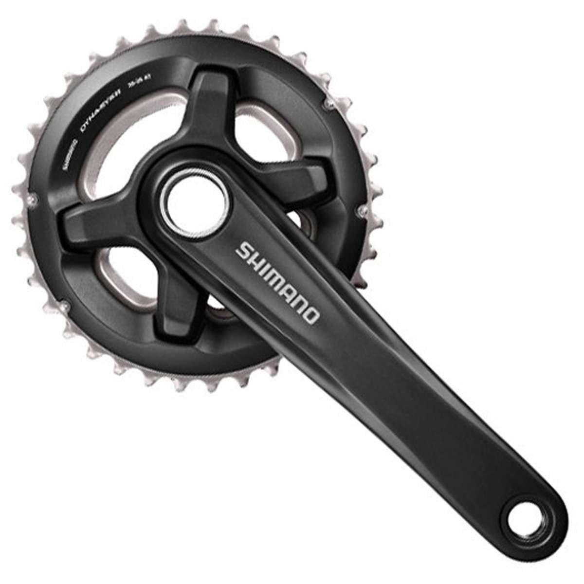 Shimano fc-mt700-b2 11-speedマウンテン自転車クランクセット B06Y145Y4M 170MM, 36X26T