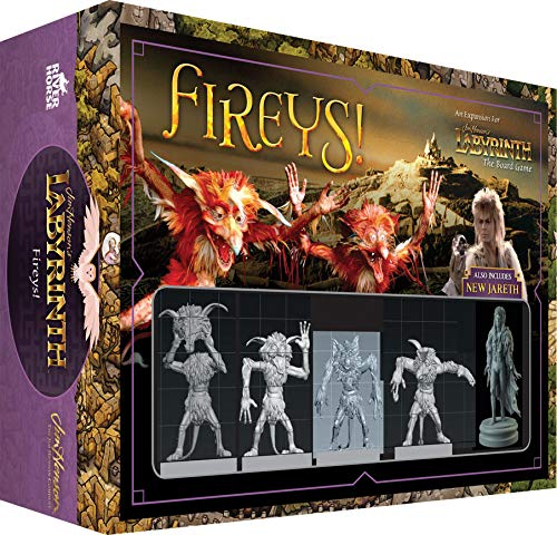 Jim Henson`s Labyrinth: Fireys! Expansion