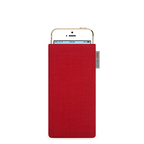 custodia tessuto iphone adore plus