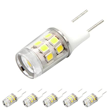 Under Counter Xenon Replacement g8 Lighting Led Bulb Puck Pin 120v G8 Cob Bulbs Light Base For Microwave Bi Lights Jcd Bipin T4 Halogen wk8nPO0