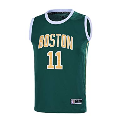detailed look 74c9e 4775e Youth 8-20 Boston Celtics #11 Kyrie Irving Jersey for Boys
