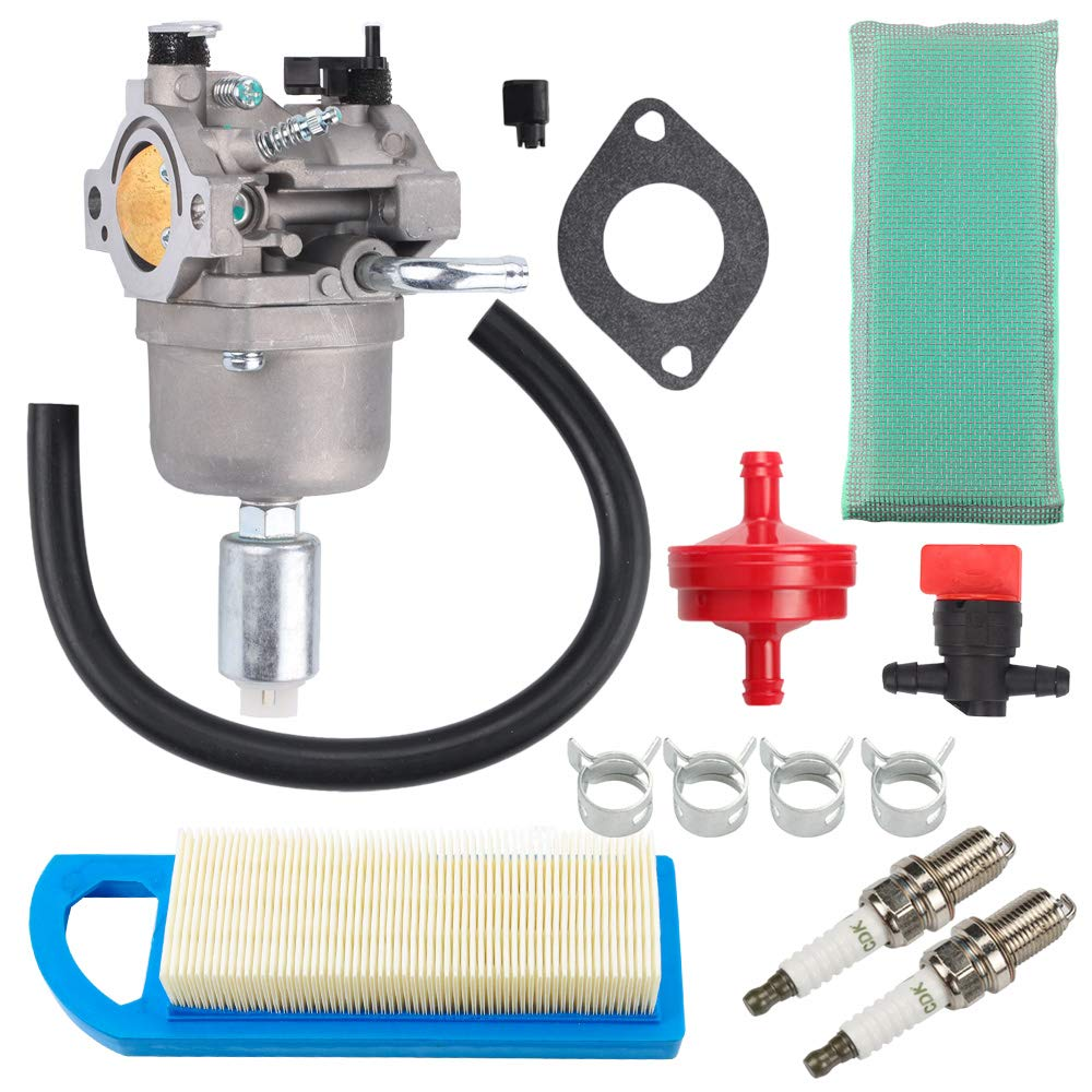 Mannial Carburetor Carb fit Briggs & Stratton 13.5HP Vertical Shaft Motor 591731 796109 594593 590400 796078 498811 794161 795477 31H777 21B707 21B807 21B906 21B907 21B972 21B976 21B977 Series Engine