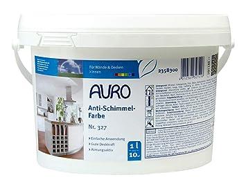 Auro Anti Schimmel Farbe 100 L Amazonde Baumarkt