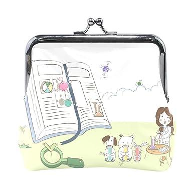 Amazon.com: Monedero para niña con el experimento de hacer ...