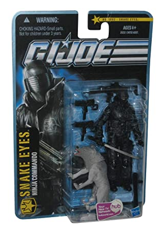 G.I. Joe Pursuit of Cobra 3 3/4 Inch Action Figure Desert ...