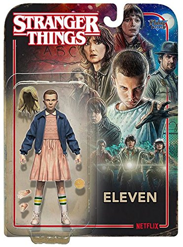 Stranger Things Eleven 7 inch Action Figure