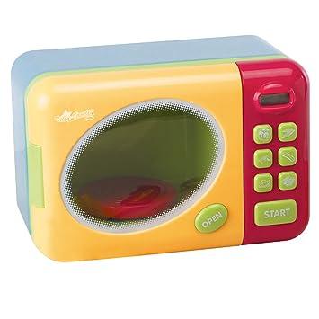 PlayGo 3200 - Microondas a pilas con luces y sonidos [Importado de ...