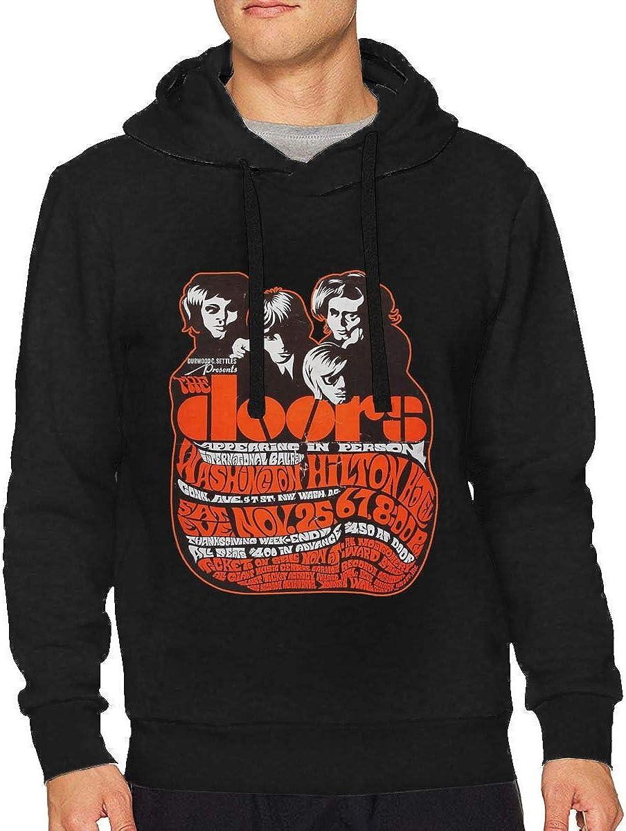 Patdscksnell Mens Hoodie Sweatshirt Man Winter Hooded Pullover