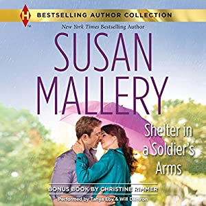 Shelter in a Soldier's Arms Audiobook