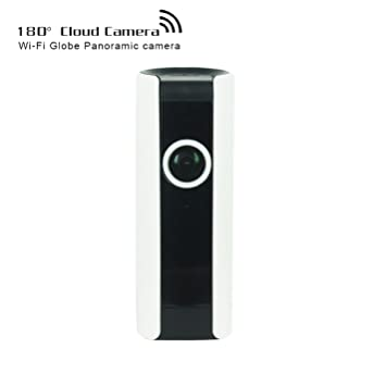 IP CAM Puerta & IP Cámara Visión Nocturna – Vigilancia Detector de movimiento Wifi Cámara Pro