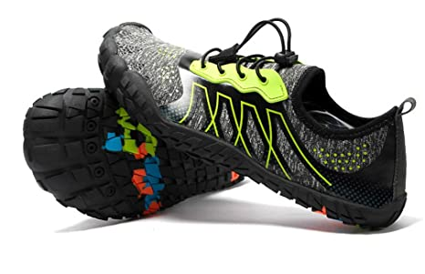 8a3d59747b52 Amazon.com   GOLDGOD Couple Models Water Shoes Autumn Five-Finger ...
