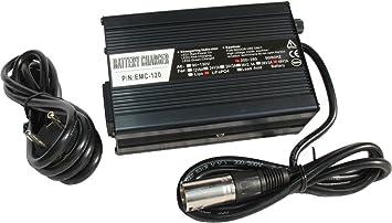 Litio Cargador 48 V/2 A de repuesto para patinete eléctrico ...