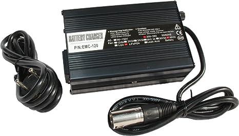 SXT Scooters Lithium - Cargador 48 V/2 A para Notebook para ...
