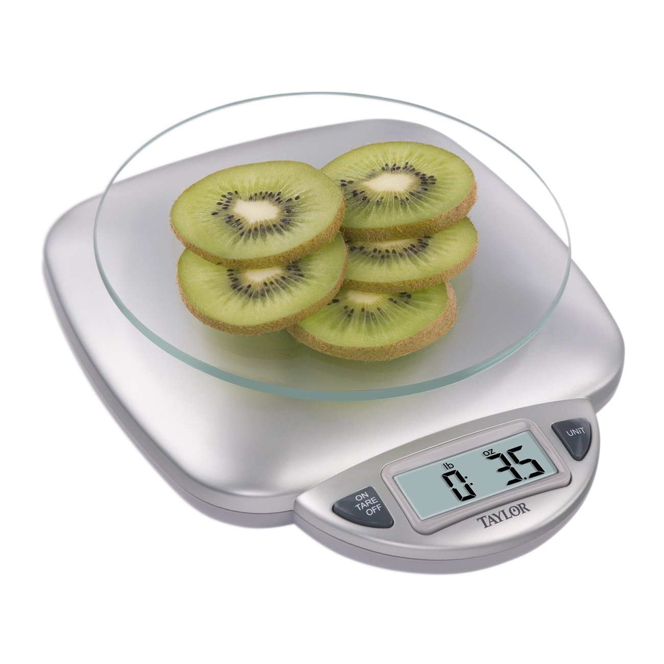 Amazon.com: Taylor Precision Products Digital Food Scale: Digital Kitchen  Scales: Kitchen U0026 Dining
