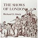 The Shows of London (Belknap Press)