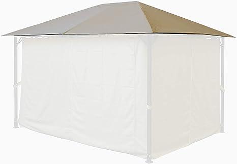 QUICK STAR Cubierta de repuesto para pabellón de jardín 3x4m ...