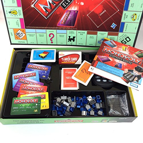 monopoly electronic banking unit - 5